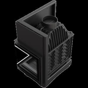 Zuzia 16 kW BS DECO pravé presklenie -03