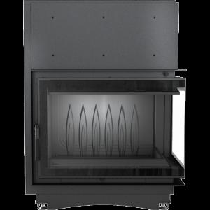 Zuzia 16 kW BS DECO pravé presklenie -04