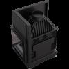 Zuzia ECO 12 kW BS DECO pravé presklenie -02