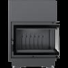 Zuzia ECO 12 kW BS DECO pravé presklenie -04